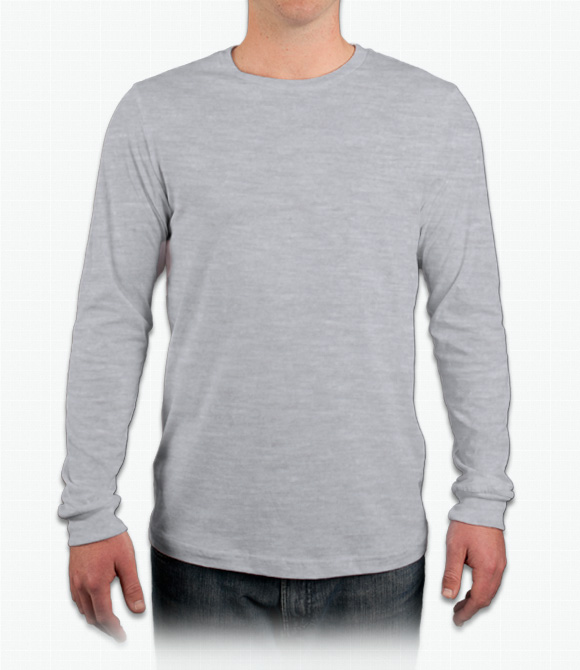 Custom Long Sleeve Shirts Shirts - Design Long Sleeve Shirts