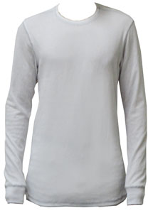 Canvas Lombard Long-Sleeve Thermal