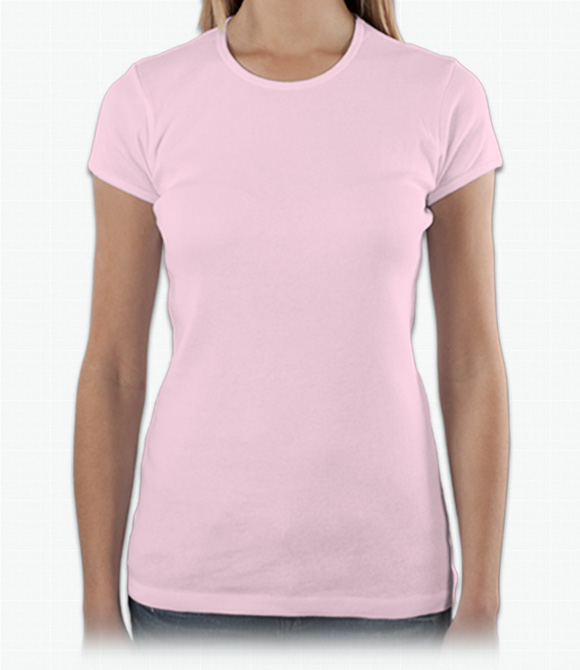 Bella Ladies Crew Neck Jersey image