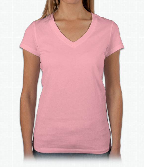 Bella Ladies V-Neck image