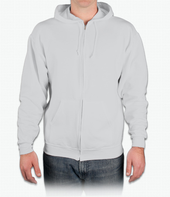 Jerzees Youth 50/50 Full-Zip Hoodie