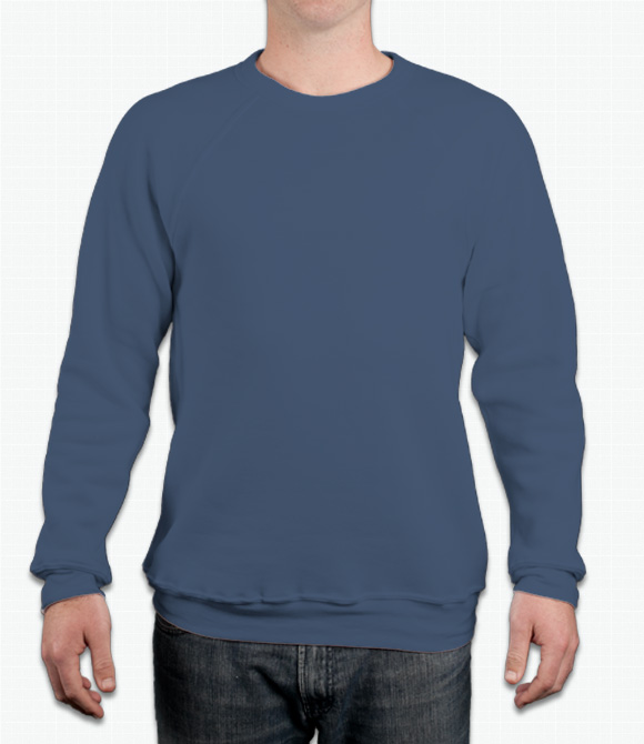 Canvas Unisex 8.2 oz. Triblend Crewneck Sweatshirt