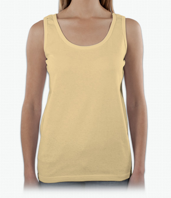 Anvil Ladies Tank Top image