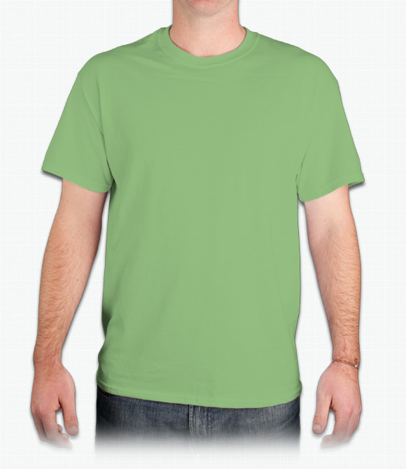 Custom Gildan Ultra Cotton T-Shirt - Design Online