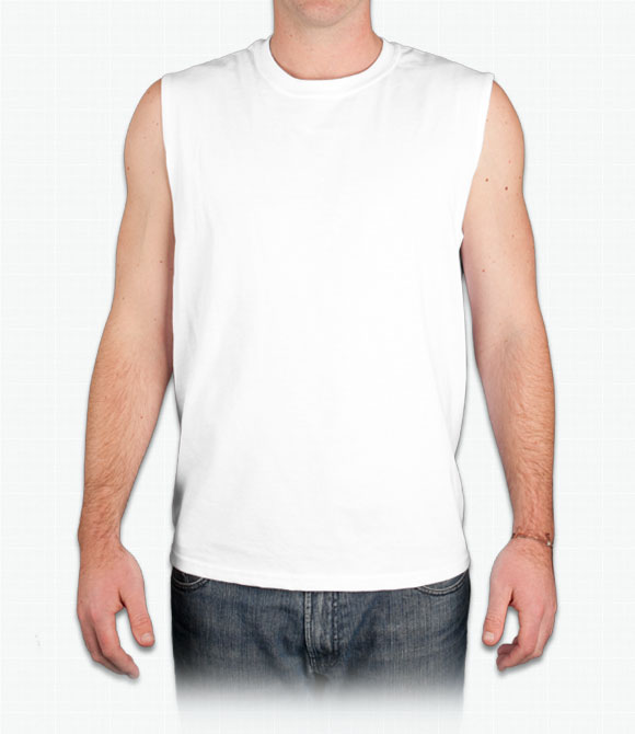 Gildan 6.1 oz. Ultra Cotton Sleeveless T-Shirt image