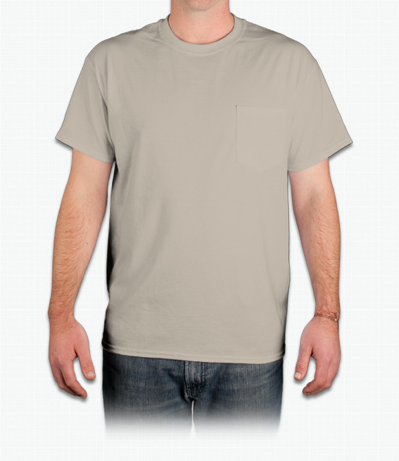 Gildan Ultra Cotton Pocket T-Shirt image