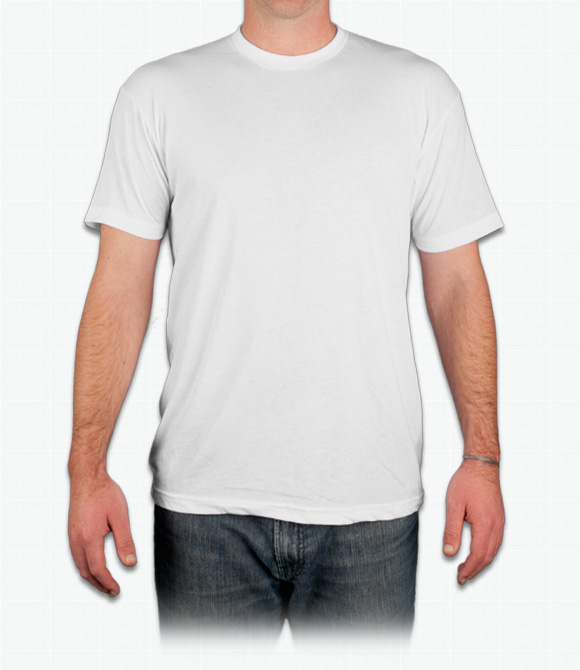 Custom american apparel 50 50 t shirt design online for Custom 50 50 t shirts