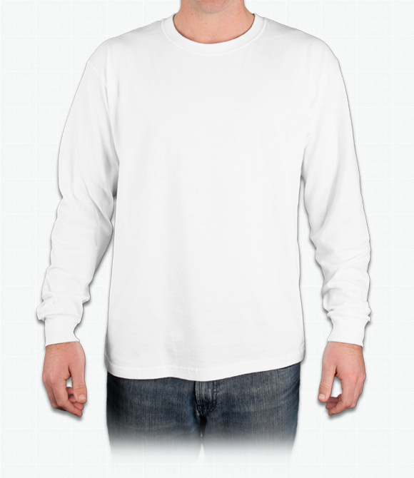 Jerzees 50/50 Long Sleeve T-Shirt image