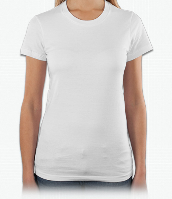 American Apparel Girly Jersey T-Shirt image