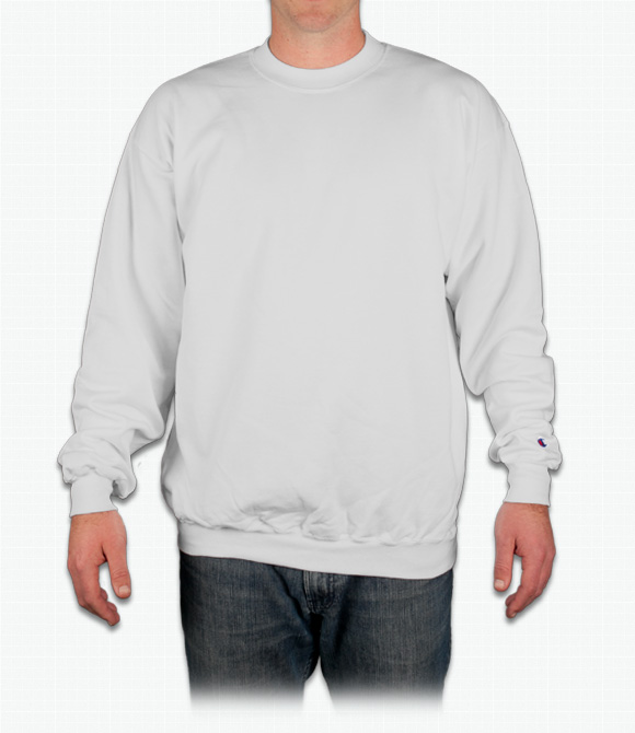 Custom Champion Crewneck Sweatshirt - Design Online