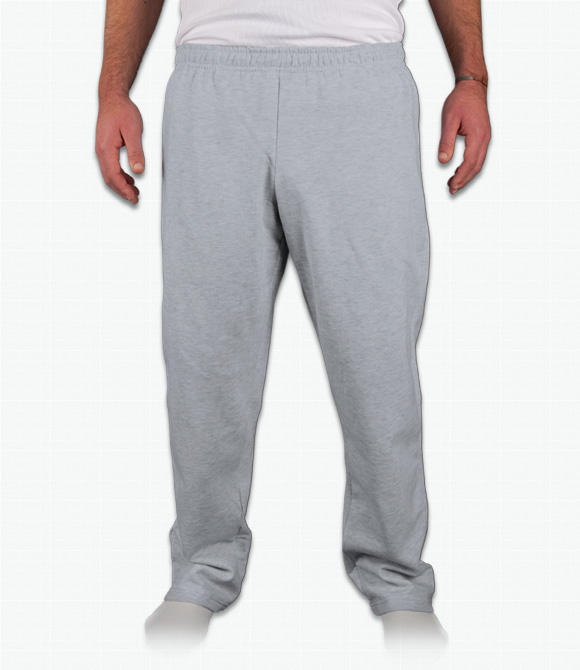 Gildan 50/50 Open Bottom Sweatpants image