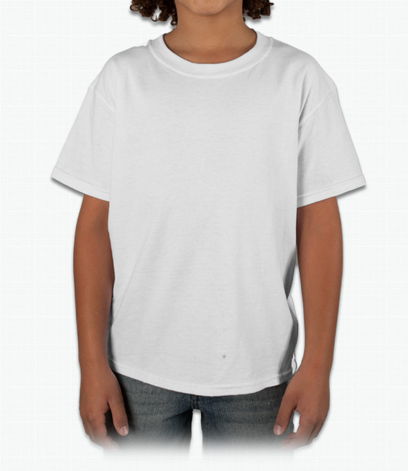 Gildan Youth 100% Cotton T-Shirt image