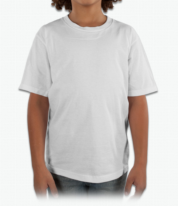 Anvil Youth Organic T-Shirt image