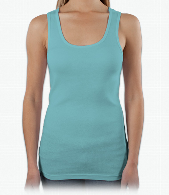 Bella Ladies Wide Strap Tank image